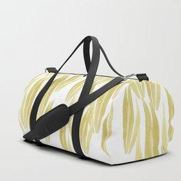 Tulip Leaves Duffle Bag