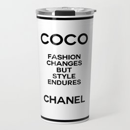 coco quote no. 10 Travel Mug