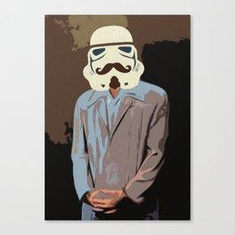 Proper Stormtrooper Canvas Print