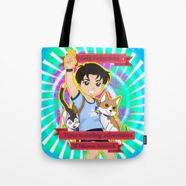 Niels Feynman | Cover poster Tote Bag