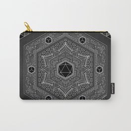 August Mandala 2018 Carry-All Pouch