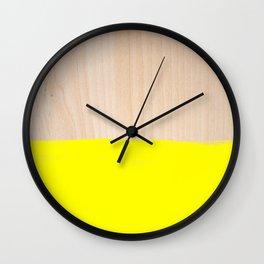 Sorbet V Wall Clock