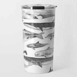 Cetology Travel Mug