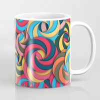 yetiland Mugs featuring Keep It Healthy by Danny Ivan