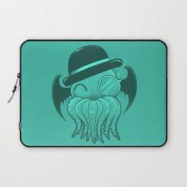 Classy Cthulhu  Laptop Sleeve