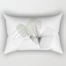 Inverted Lens I Rectangular Pillow