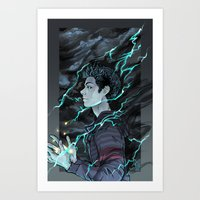 daunt Art Prints featuring VOID by Daunt
