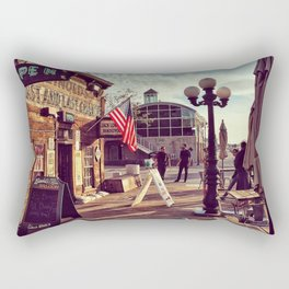 USA Daily Rectangular Pillow
