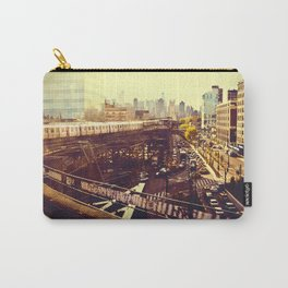 Queens Row Carry-All Pouch