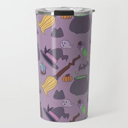 Wicked Fun Purple Travel Mug