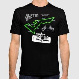 Austin F1 T-shirt
