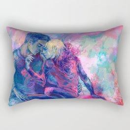 Swanheart Rectangular Pillow