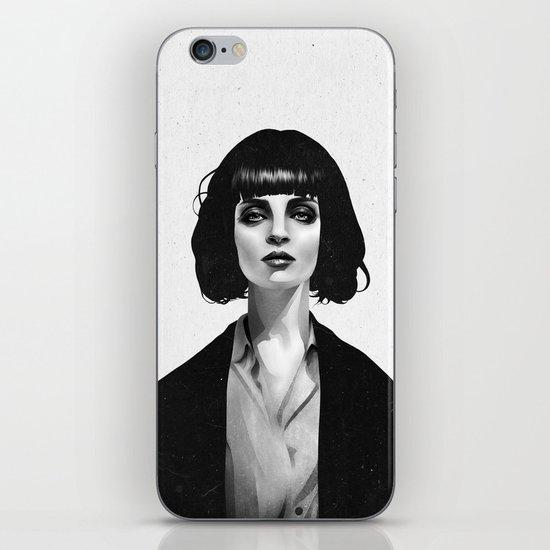 Mrs Mia Wallace iPhone & iPod Skin