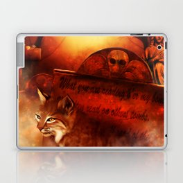 Bobcat Spirit Laptop & iPad Skin