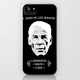 SONS OF MARVIN iPhone Case
