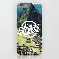 The Strokes Logo Machu Picchu iPhone 6 Slim Case