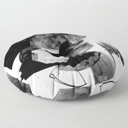 Moonscan Floor Pillow