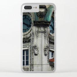 Bolsa do Café Clear iPhone Case