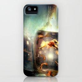Guppys iPhone Case