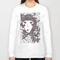 the who Long Sleeve T-shirts featuring who by Eliza L