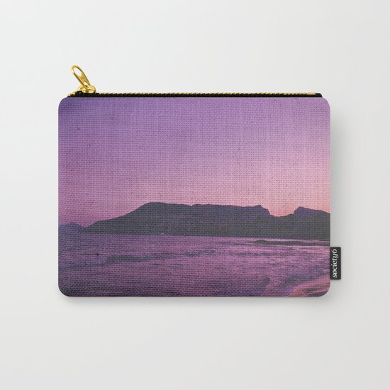 is there really anything better than a great sunset? Carry-All Pouch