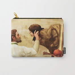 Artist and Muse Carry-All Pouch