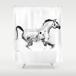 Horse (Dappled Beauty) Shower Curtain