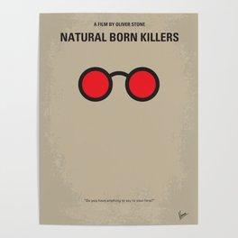 No139 My Natural Born Killers mmp Poster