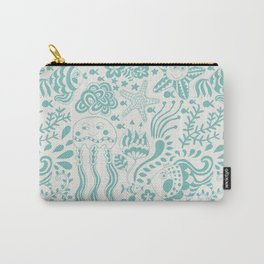 Ocean life Carry-All Pouch