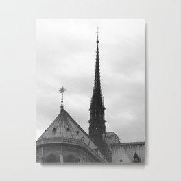 Paris 003 Metal Print