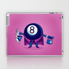 The Magic Eight Ball Laptop & iPad Skin