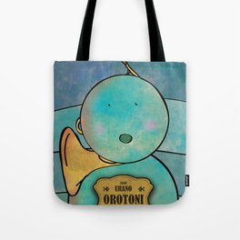 Orotoni from Uranus (Corn) Tote Bag
