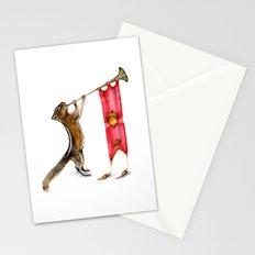 Herald Chipmunk Stationery Cards