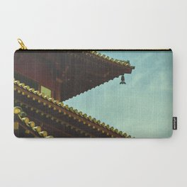 tile roof Carry-All Pouch