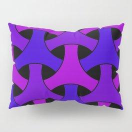 Geometric Design 2 (Purple) Pillow Sham