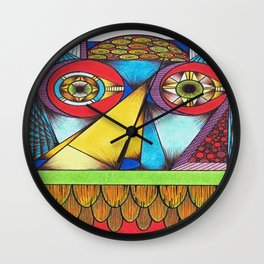 I Can See Your House From Here Wall Clock