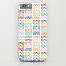 Rainbow Shutter Shades iPhone 6s Slim Case