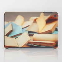 books iPad Cases featuring Books by Nina's clicks