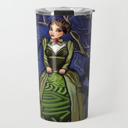 Inner Labyrinth Travel Mug