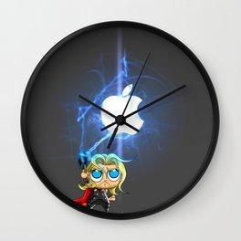 Thor....Nano Wall Clock
