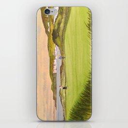Royal Portrush Golf Course 5th Hole iPhone Skin