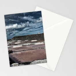 Saline at La Palma Stationery Cards
