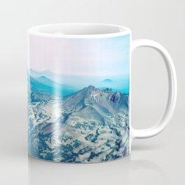 Three Sisters and Broken Top, Oregon Coffee Mug