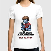 magic the gathering T-shirts featuring Magic The Gathering The Musical by Molly Coffee