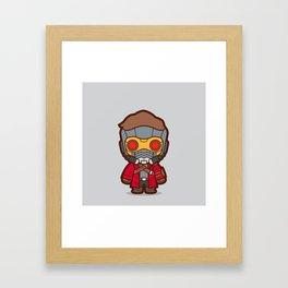Outlaw Framed Art Print