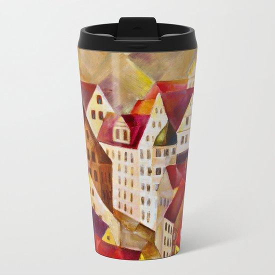 DoroT No. 0004 Metal Travel Mug