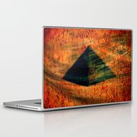 egyptian Laptop & iPad Skins featuring Egyptian wind by  Agostino Lo Coco