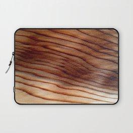 Wood Texture Laptop Sleeve