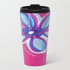 Dark Pink  Travel Mug