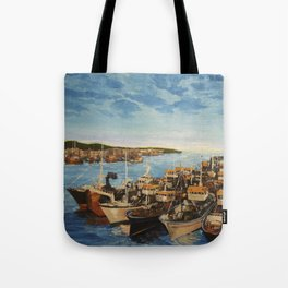 seascape 1 Tote Bag